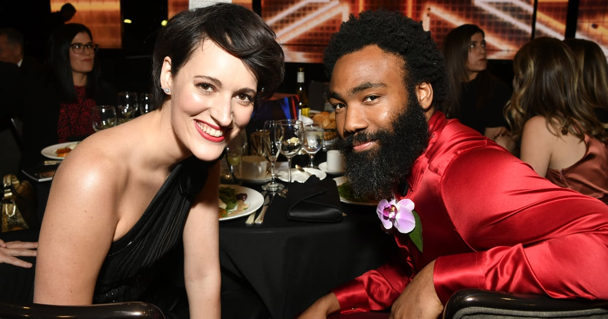Dream Team Phoebe Waller-Bridge and Donald Glover Are Creating a Mr. & Mrs. Smith Series