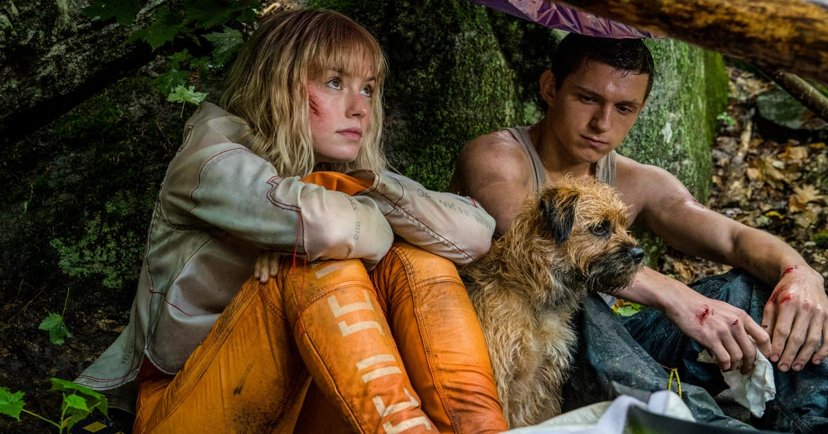 Exclusive: Tom Holland Gets Caught Crushing on Daisy Ridley in Hilarious Chaos Walking Clip