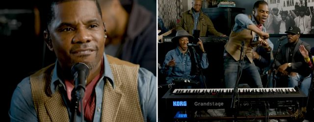 Folks, Come and Get This Healing From Kirk Franklin's Tiny Desk Performance — We Need It