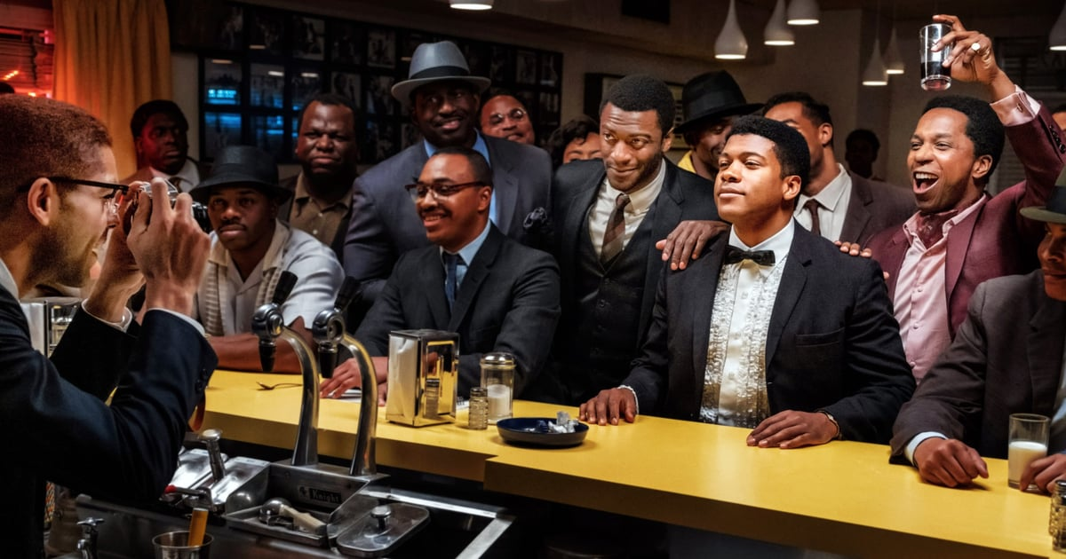 How One Night in Miami Exemplifies the Joy of Black Men's Friendships on Screen