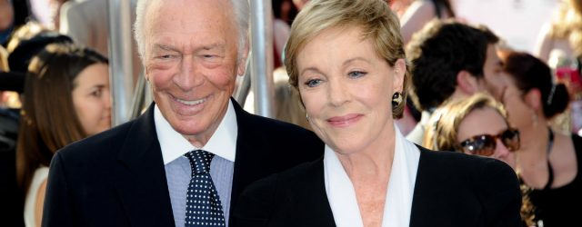 """Julie Andrews Pays Tribute to Christopher Plummer: """"I Have Lost a Cherished Friend"""""""