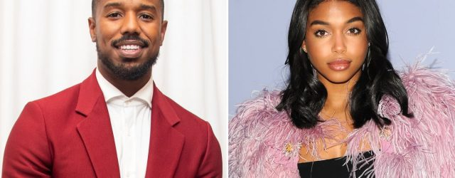Michael B. Jordan Rented Out an Entire Aquarium For First Valentine's With Lori Harvey