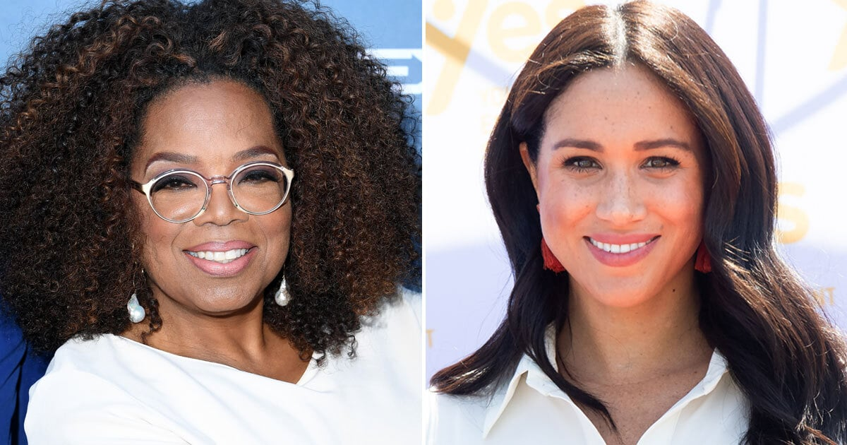 Oprah to Sit Down With Meghan Markle and Prince Harry In Their First Interview Since Stepping Down as Royals