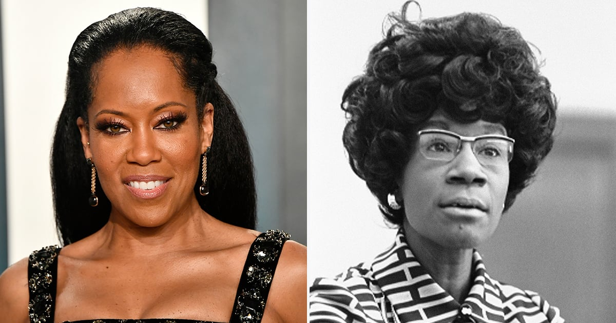 Regina King Is Bringing Shirley Chisholm's Historic 1972 Presidential Run to the Big Screen