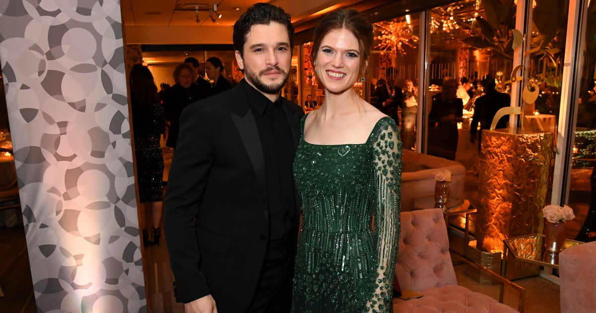 """Rose Leslie and Kit Harington Are """"Very, Very Happy"""" After Welcoming Their First Child"""