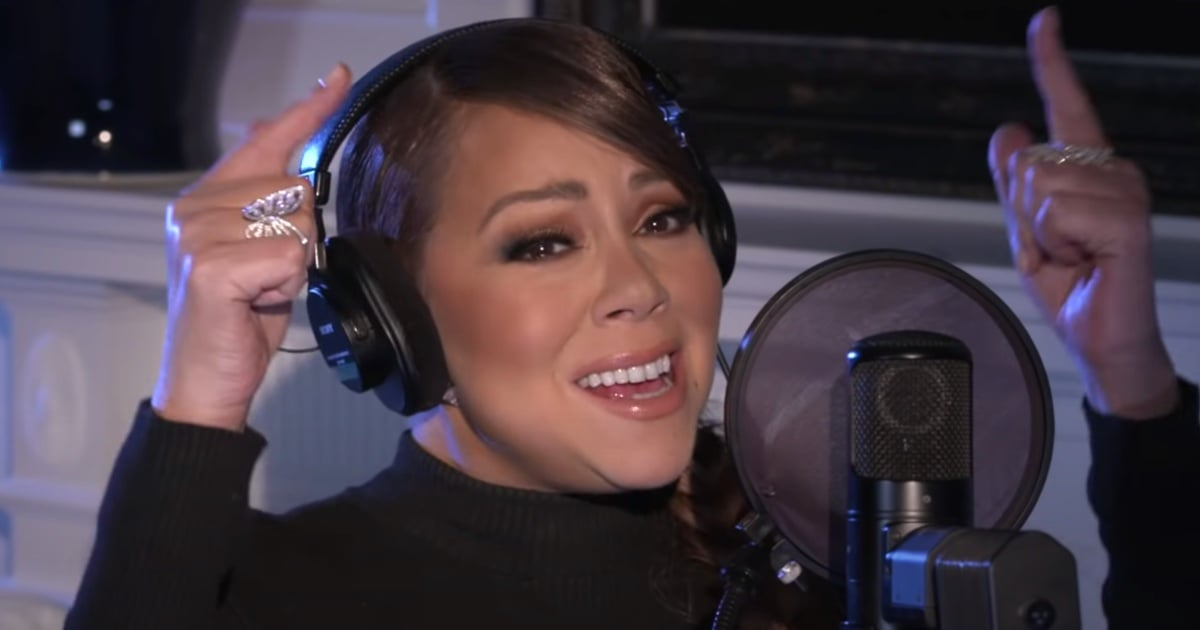 """Songbird Supreme Mariah Carey Remixed """"We Belong Together"""" For Valentine's Day"""