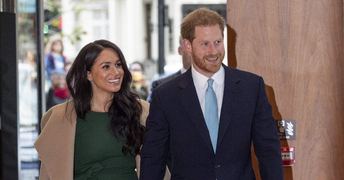 The Duke and Duchess of Sussex Help Women's Shelter Damaged in Texas Storm