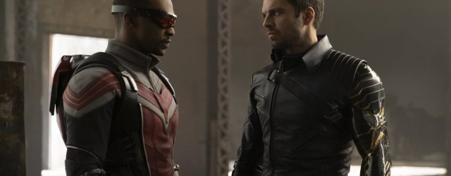 The Falcon and the Winter Soldier Is an Exceptionally Short TV Series