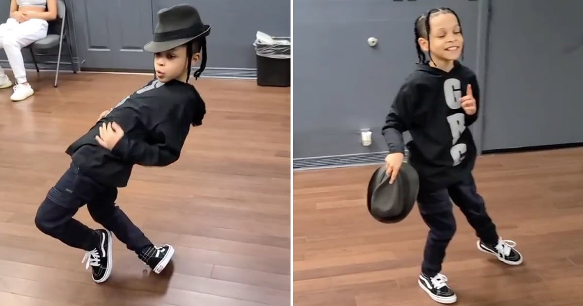 "This 9-Year-Old's Twist on ""Singin' in the Rain"" Brought a Smile to My Face — That Moonwalk!"