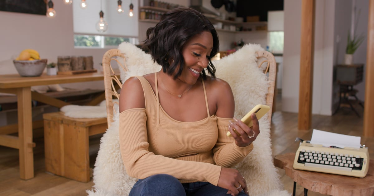 Tiffany Haddish Has a Foolproof Way Not to Text Your Ex, and It Involves Exercise