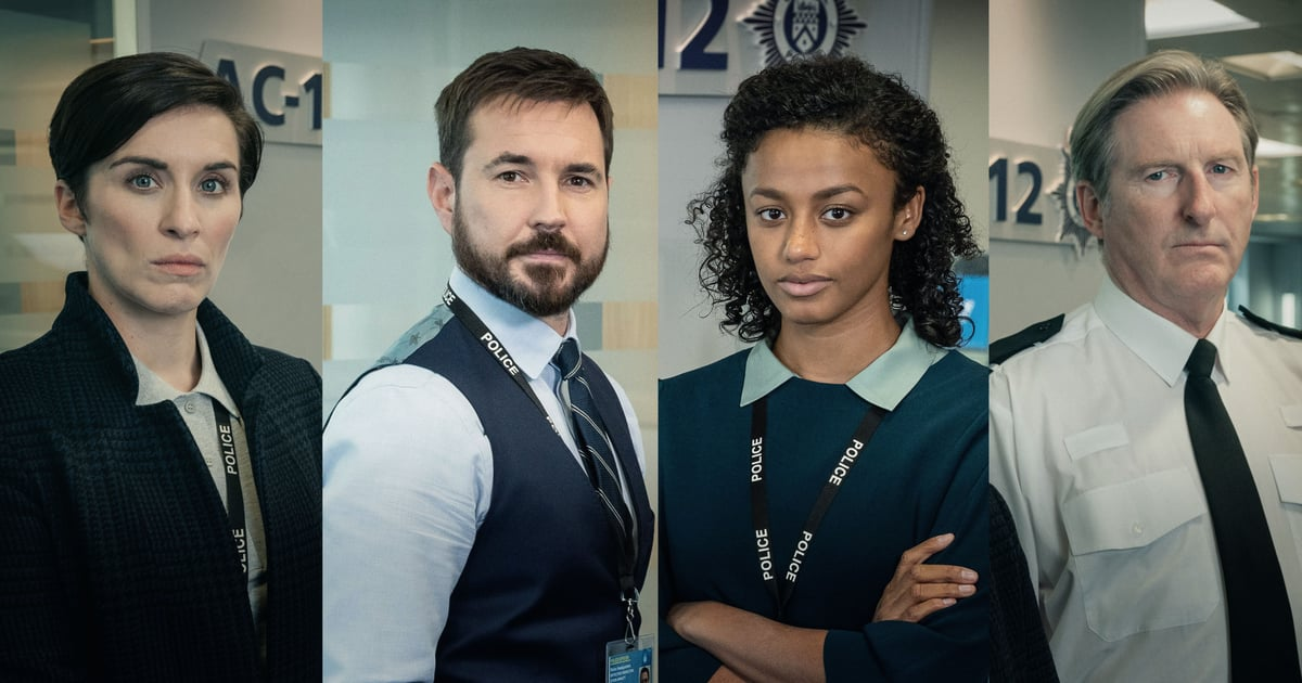 Watched All 5 Seasons of Line of Duty on Hulu? There's a New Cast For Season 6