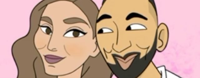 """""""We Had Chemistry"""": See John Legend and Chrissy Teigen's Animated Love Story"""