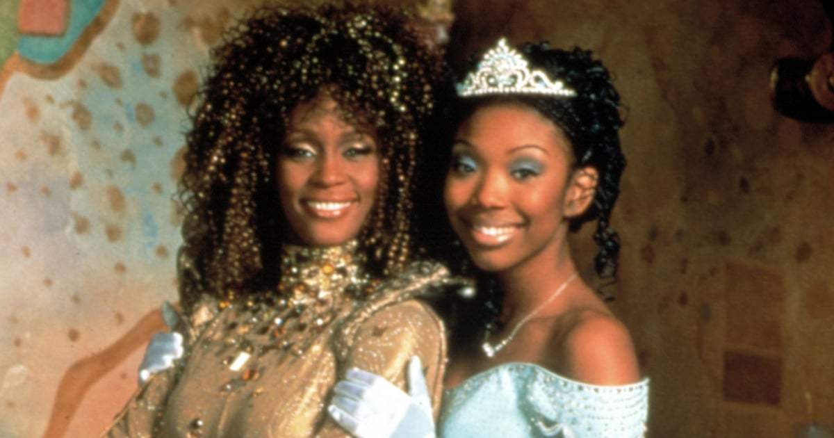 Wish Granted! Cinderella With Brandy and Whitney Houston Is Finally Hitting Disney+