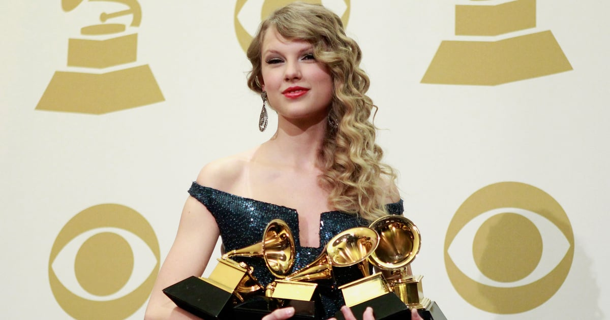 Yes, There Is a Chance Taylor Swift's Rerecorded Albums Could Be Nominated For a Grammy