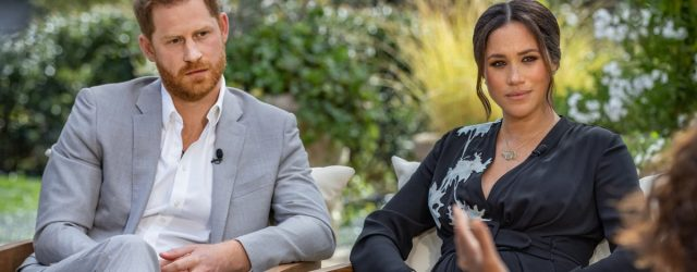 11 Truth Bombs Meghan Markle and Prince Harry Just Dropped in Their Oprah Interview