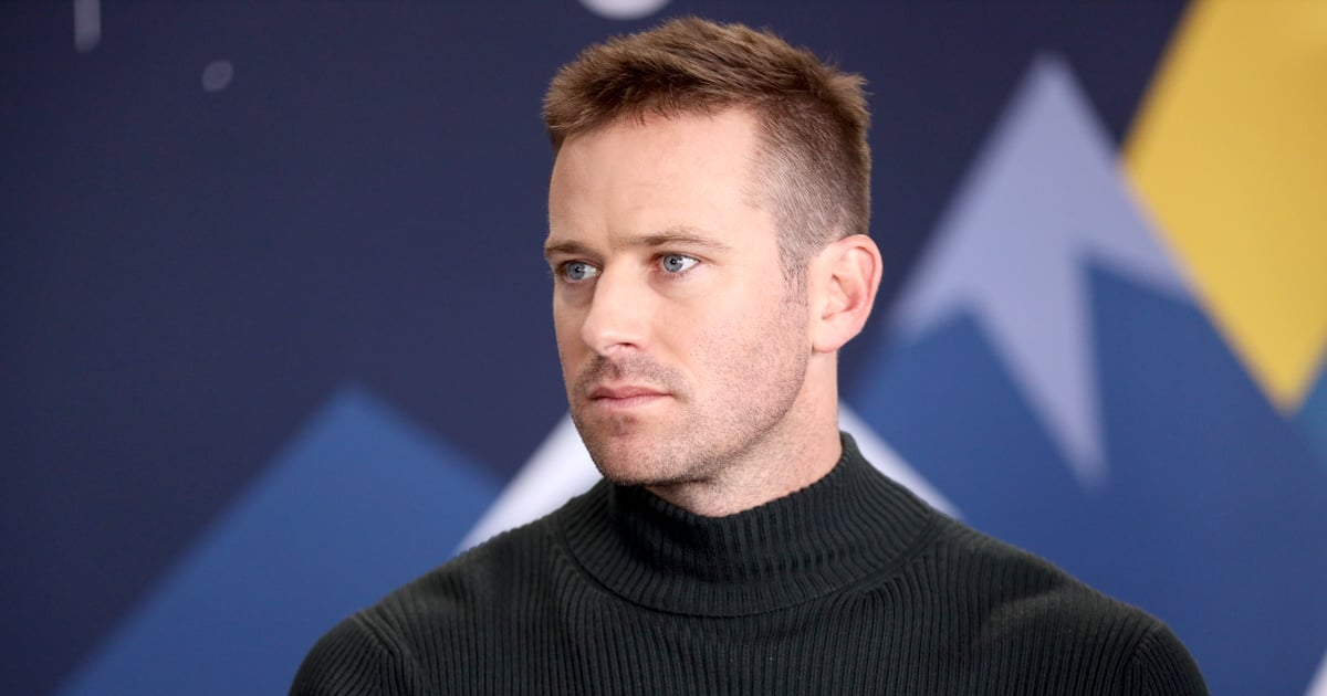 """Armie Hammer Accused of Rape and Physical Abuse: """"I Thought He Was Going to Kill Me"""""""