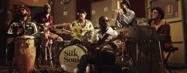 Bruno Mars and Anderson .Paak Drop Their First Song as Silk Sonic, and It's Smooth Like Butter