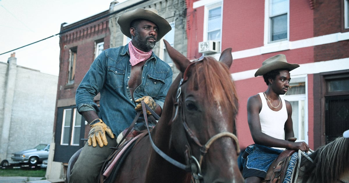 Caleb McLaughlin and Idris Elba Saddle Up For Intense Father-Son Drama Concrete Cowboy