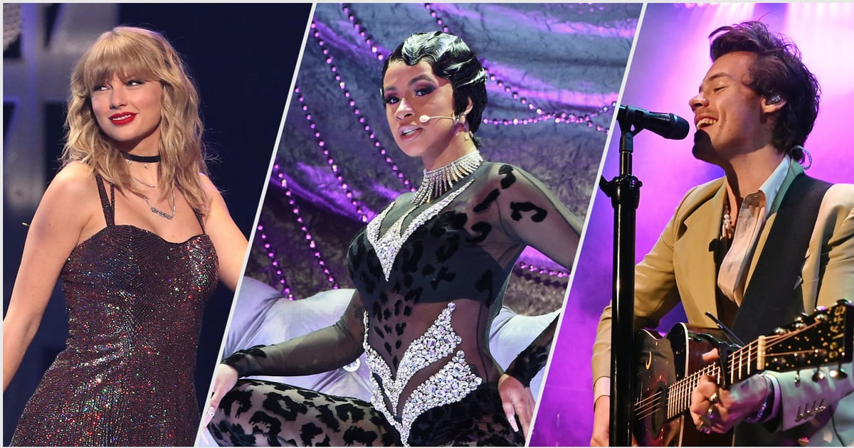 Cardi B, Megan Thee Stallion, Harry Styles, and Taylor Swift Among 2021 Grammys Performers