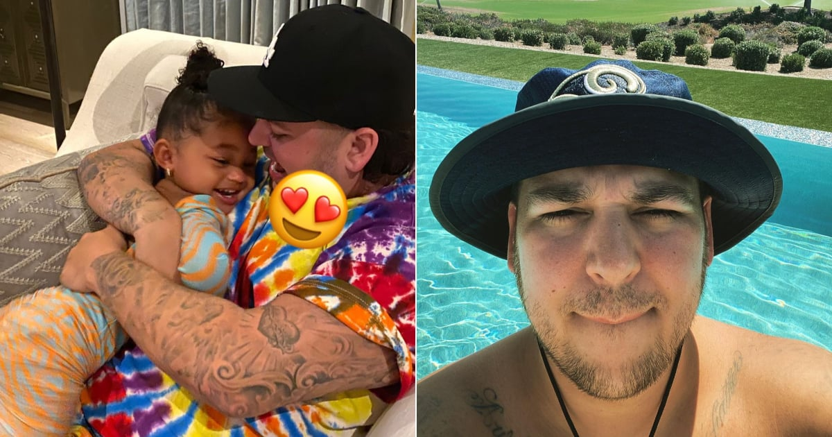 Everything You Need to Know About Rob Kardashian's Life Today