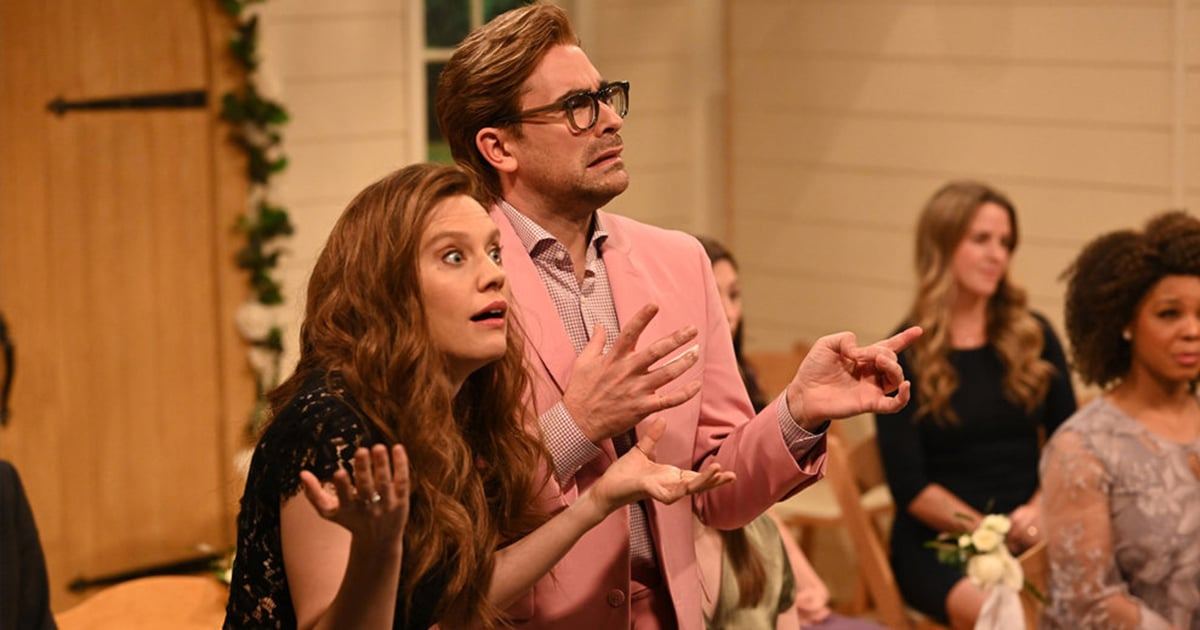 """For Dan Levy, Working With Kate McKinnon Was a Dream: """"I Could Do It Forever"""""""