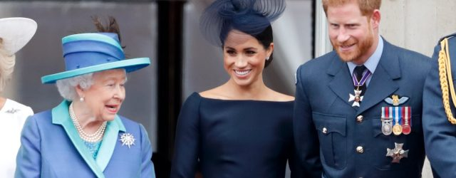 Harry and Meghan Still Have a Close Bond With the Queen, Despite Their Royal Exit