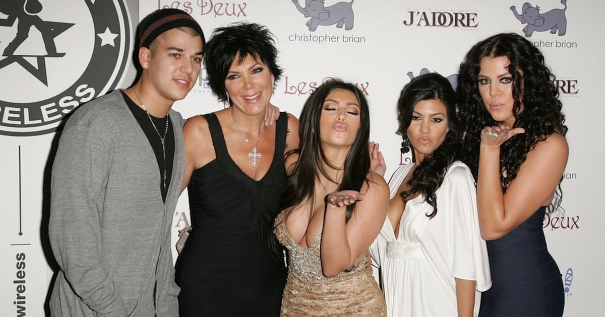 Keep Up With Over 10 Years Worth of Photos of the Kardashian-Jenner Family