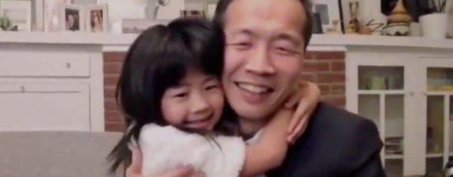 Lee Isaac Chung's Daughter Won the Best Speech Cameo Award During the Golden Globes