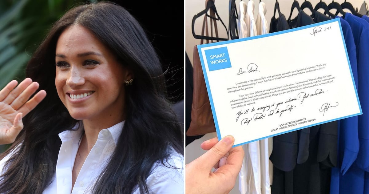 """Meghan Markle Pens Letters to Women Who Are Job Hunting: """"You'll Be Amazing"""""""