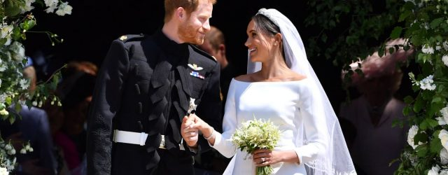 Meghan and Harry Got Married 3 Days Before the Royal Wedding in a Special Secret Ceremony