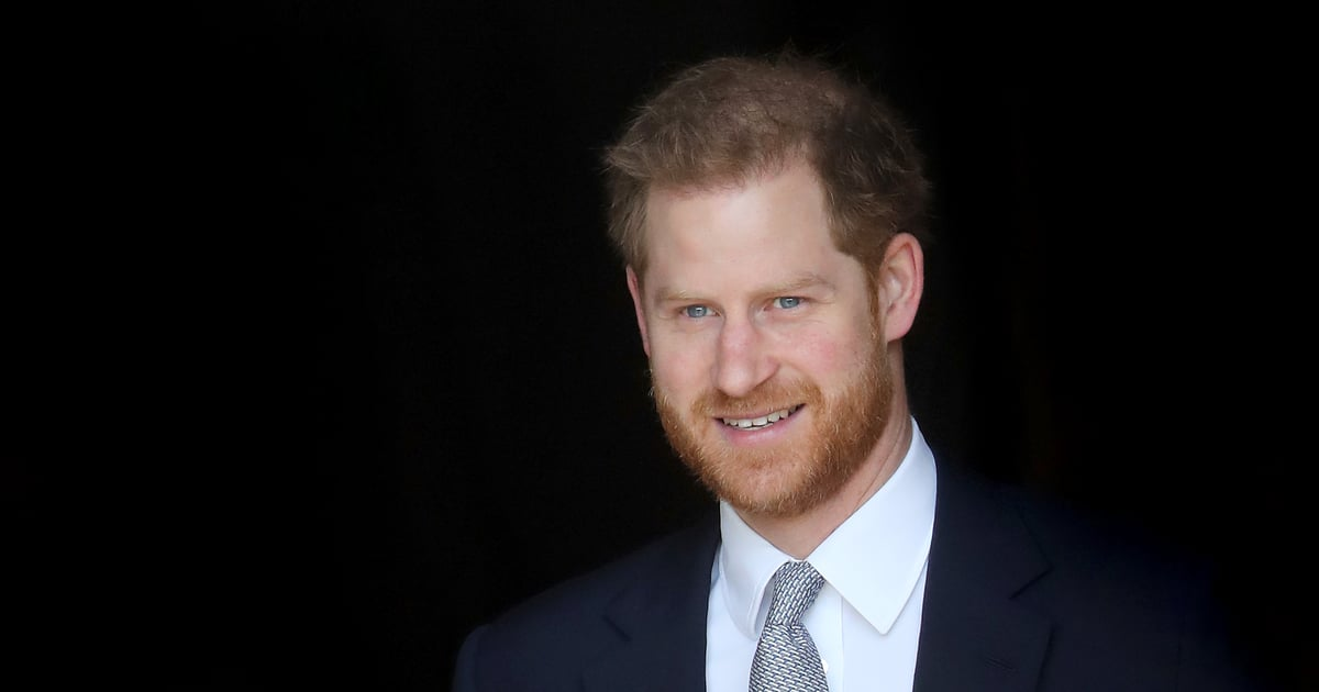 Prince Harry Just Landed His First Formal Job at a Private Company in Silicon Valley