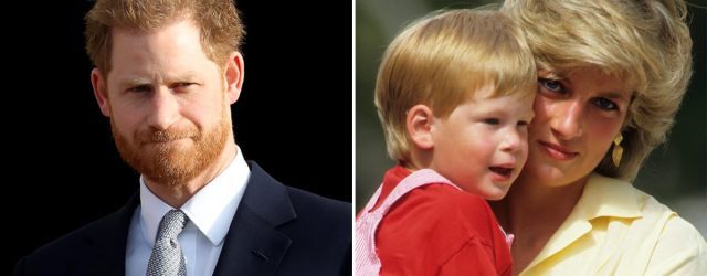 """Prince Harry Remembers Princess Diana in Book For Kids Coping With Grief: """"You're Not Alone"""""""