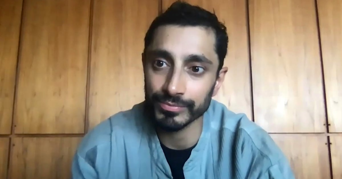 Riz Ahmed's Family Are Pretty Underwhelmed by His Oscar Nomination, and We Can't Help but Laugh