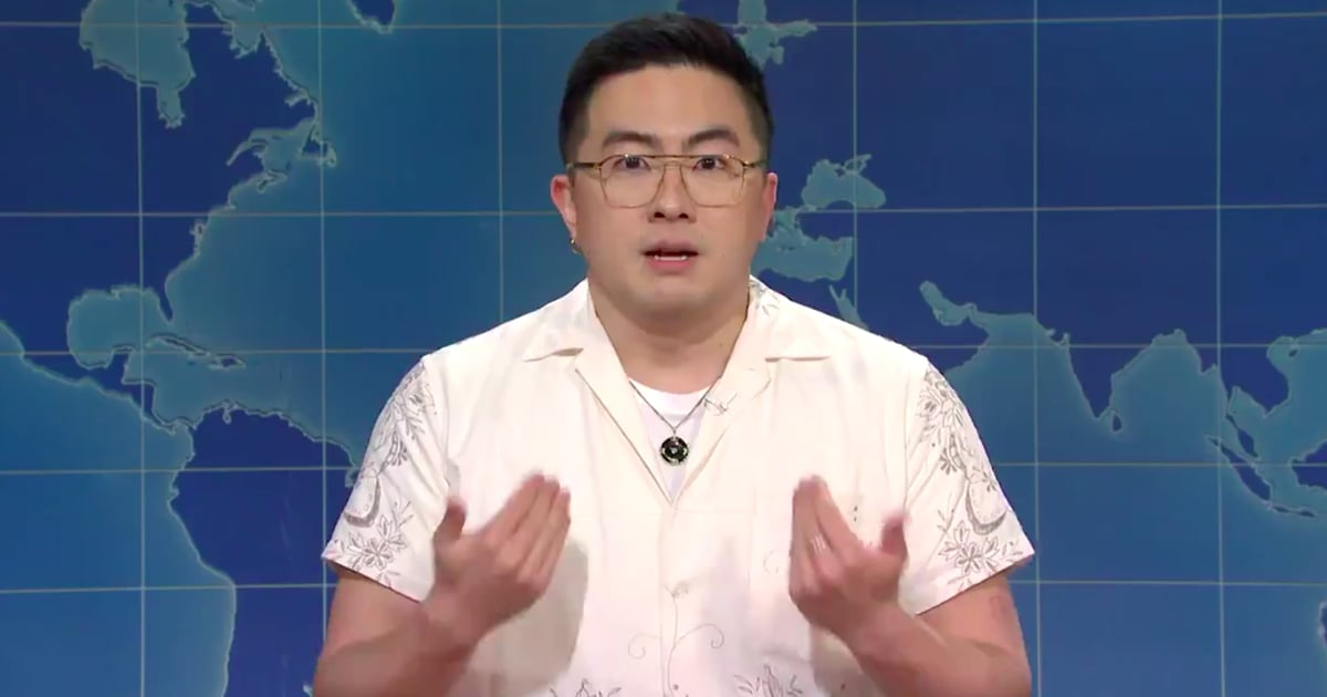 """SNL's Bowen Yang Calls Everyone to """"Do More"""" For Asians During Weekend Update Segment"""
