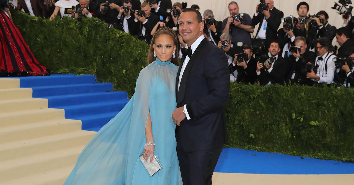 The Most Memorable Moments of Jennifer Lopez and Alex Rodriguez's Romance
