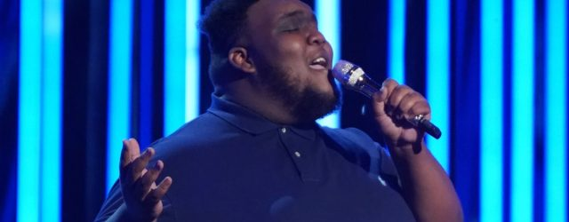 """This American Idol Singer's """"All of Me"""" Cover Gives John Legend a Run For His Money"""