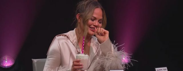 Watch Chrissy Teigen Have to Rank Past Sexiest Man Alive Winners — Excluding Her Husband