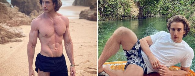 24 Reasons Eugenio Siller Should Be Your New Celeb Crush, and Yes, They're All Pictures