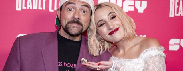 38 Photos of Kevin and Harley Quinn Smith That Prove the Apple Didn't Fall Far From the Tree