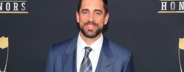 "Aaron Rodgers Is Thrilled About Guest Hosting Jeopardy!: ""[It's] Really Special For Me"""