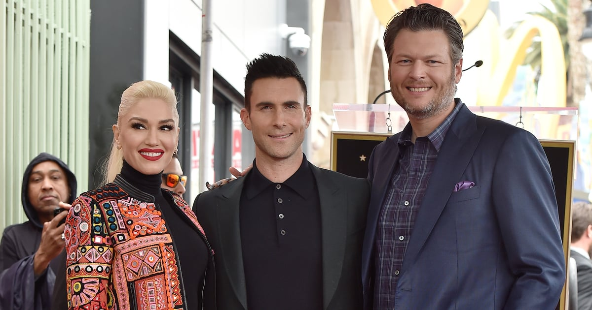 Adam Levine Jokes He'll Attend Blake and Gwen's Wedding — Just So He Can Object