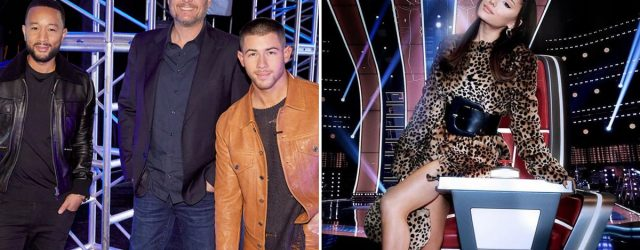 As Ariana Grande Joins The Voice, Nick Jonas Jokes He's Rooting For Her to Beat Blake Shelton