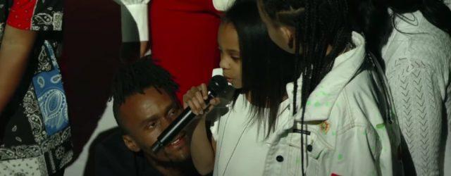 DMX's 12-Year-Old Daughter Honors Her Dad With Original Rap at His Memorial Service