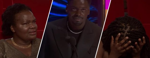 Daniel Kaluuya Might Need to Apologize to His Mom After His Oscars Acceptance Speech