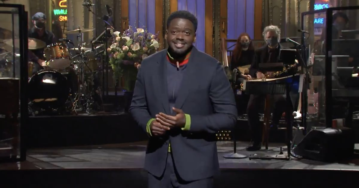 Daniel Kaluuya (Rightfully) Called Out the Royal Family in His First SNL Monologue