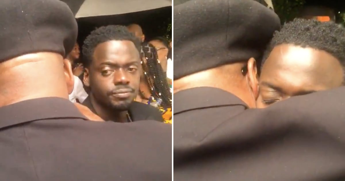 Daniel Kaluuya and Fred Hampton Jr. Shared an Emotional Oscars Moment You Didn't See on TV