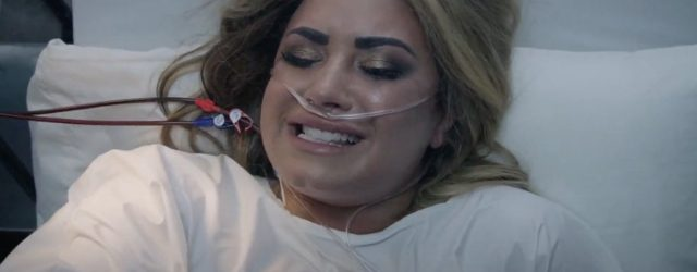 Demi Lovato Relives the Night of Her Near-Fatal Overdose in Haunting New Music Video