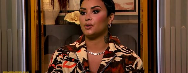 """Demi Lovato on Working at 8 Years Old:  """"There's No Manual on How to Raise a Child Star"""""""