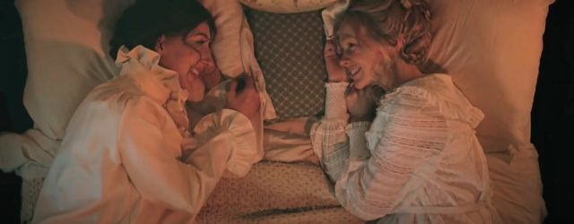 Don't Be Shy, Just Turn SNL's Lesbian Period Drama Into a Full-Length Film Already