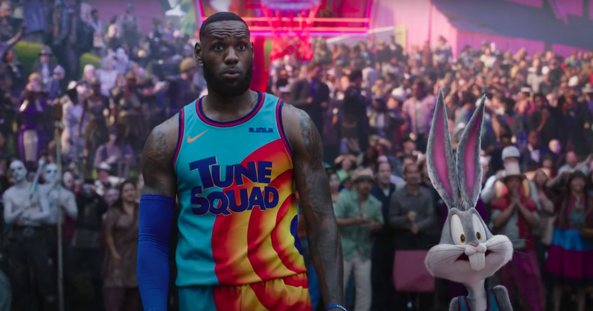 Everybody Get Up: The Space Jam Sequel Trailer Just Dropped With a New Kind of Tune Squad